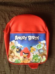 Neuer Kinderrucksack Angry Birds