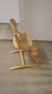Kinderhochstuhl Mitwachsend Holz Treppenhochstuhl