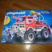 Playmobil Feuerwehrauto 9466 neu
