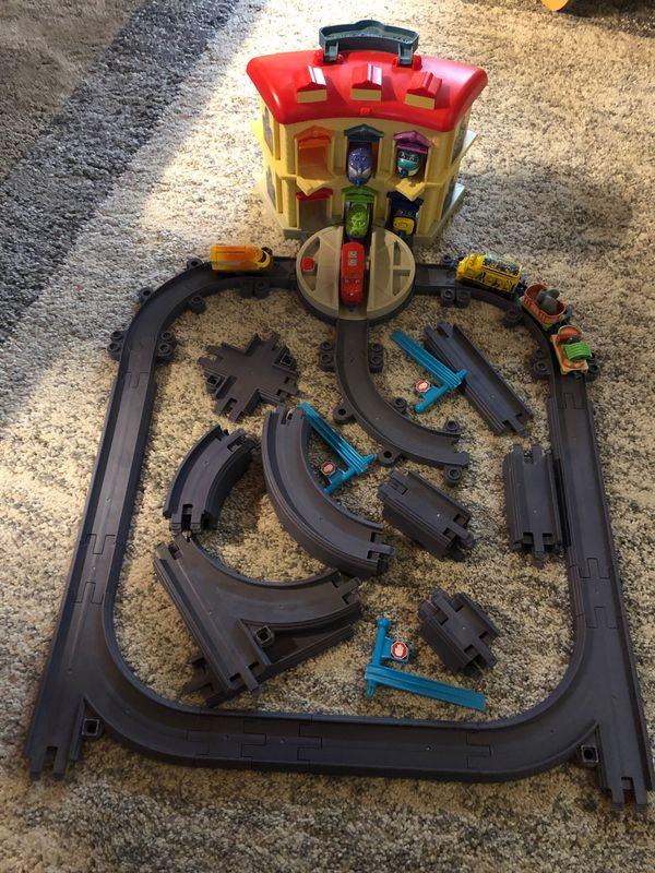 Chuddington Bahn mit Locks