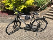 Verkaufe neuwertiges KTM Doubledisc Trekkingrad