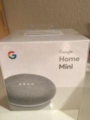 Google Home Mini;