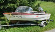 Boot Motorboot Führerschein frei Bodensee