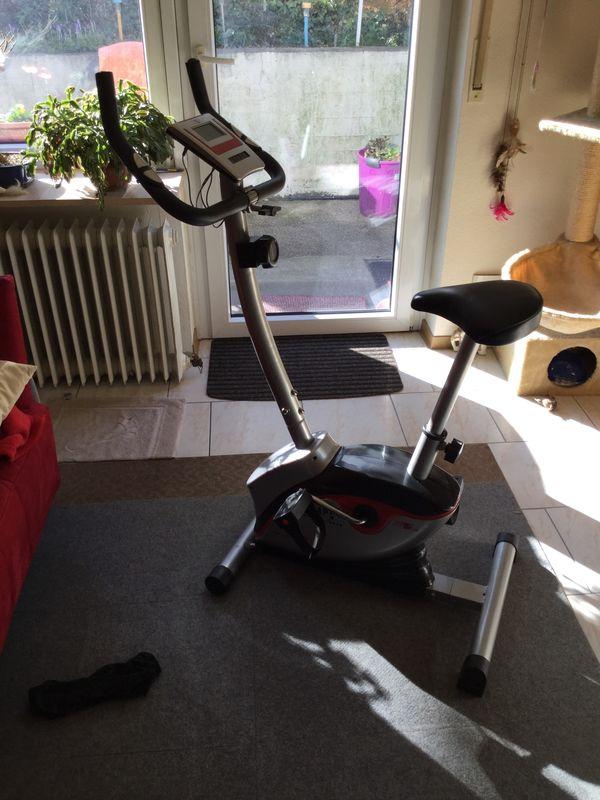 Christopeit Sport Ergometer Fahrrad