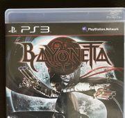 PS3 Spiel Bayonetta in sehr