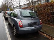 Nissan Micra Unfallwagen