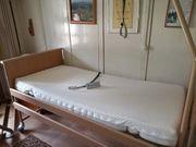 Elektrisches Pflegebett