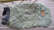 Reflektierende Hundejacke Mantel mit Fleece