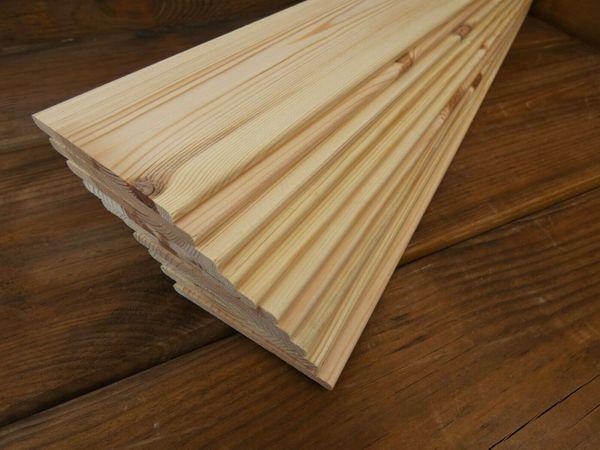 10 Holzlamellen Kiefer versch Längen