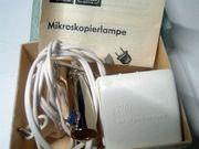 Mikroskop Lampe ENURO OPTIK mit