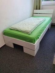 Einzel-Bett gebraucht aber gut erhalten