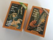 2 Reval Mini Taschenbücher -neuwertig-