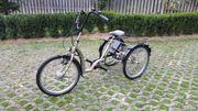 Elektro-Dreirad - Pfau Tec Comfort 24