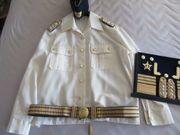 DDR NVA Marine Admiralsteile