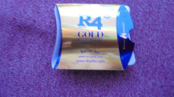 R4 3ds Karte Gold Pro