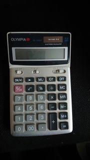 Taschenrechner Olympia SD-2000VT