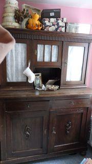 antik alt Küchenschrank Buffet super