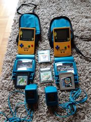 2 x Nintendo Gamboy color