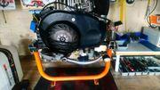 Vespa Motor PX 210 Tuning
