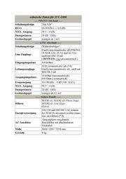 SUN AUDIO Röhren Vorverstärker SVC