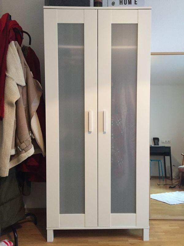 ANEBODA Kleiderschrank weiß in Stuttgart - IKEA-Möbel kaufen und ...