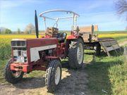 IHC 423 Traktor Schlepper Motor