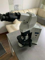 Olympus ergonomisches Mikroskop BX-45 inkl