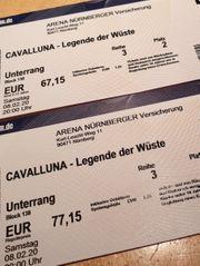 Tickets cavalluna Nürnberg