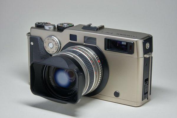Fujifilm TX-1 Panoramakamera Fujinon 14
