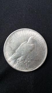 Eine Sammler Münze Aus den
