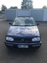 VW Golf III Cabriolet Bj