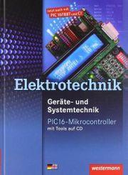 Fachbuch PIC16-Mikrocontroller mit Tools auf