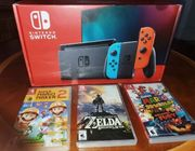 Nintendo Switch Console Bundle V2