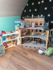 Großes Playmobil Set