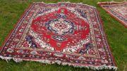 Teppich Perser Dunkelrot