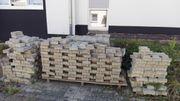 Pflastersteine - Knochensteine zu verkaufen