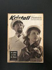 Kristall Illustrierte Magazin 1953 Nr