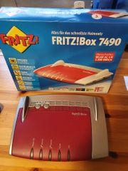 FritzBox 7490 als Repeater