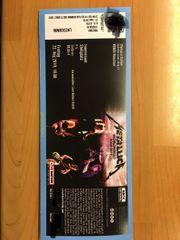 1x Metallica München 23 08