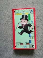 Monopoly-Spiel Mini - Reisespiel NEU