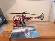 Lego technic Hubschrauber 8068