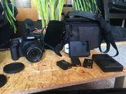 Canon EOS 77D SLR-Digitalkamera 24