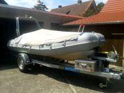 Schlauchboot Pischel Borero