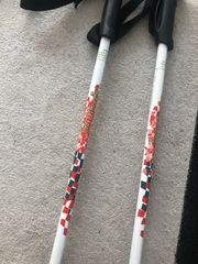 neue Skistöcke
