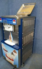 ALVIN STAR Softeismaschine Eismaschine 3