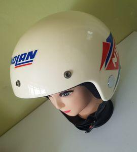 Motorrad-Helme, Protektoren - Nolan Motorrad Helm Gr M