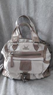 Handtasche Marke Sansibar in grau