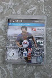 PlayStation 3 FIFA 13