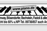 200 Flügel Klaviere First Class