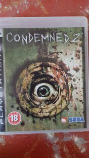 Condemened 2 Playstation